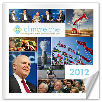 Climate One Yearbook 2012