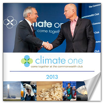 Climate One Yearbook 2013