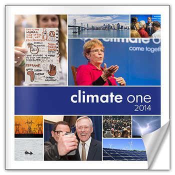 Climate One Yearbook 2014